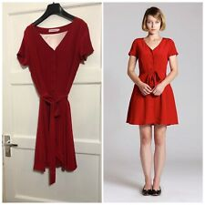 💫 L'Ecole Des Femmes, Little Red Dress Rouge US 2 UK Size 6 to 8 💫