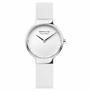 Bering Ladies Watch Wristwatch Max Rene - 15531-904 Silicone