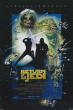 Star wars Return of the Jedi #6 movie poster 24x36 inches