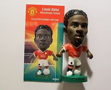 Manchester United S Corinthian Football Figures