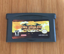 Custom Fire Emblem: The Sacred Stones Nintendo Game Boy Advance GBA - New