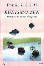 Budismo Zen. Nuevo. Nacional urgent/internac. Económico. autoayuda
