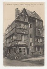 France, Bayeux, Vieille Maison Postcard, B275