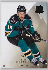 09-10 The Cup DANY HEATLEY Base Card Parallel #d 1/1