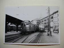 SWE135 SRJ STOCKHOLM-ROSLAGENS Railway TRAIN PHOTO Ostra Station Sweden