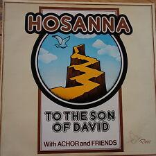 DOVE 54 Hosanna To The Son Of David with Achor & Friends Xian Folk