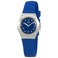 Swatch Soblue Ladies Silcone Watch YSS309