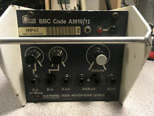 Glensound AM10/11 BBC Headphone amp