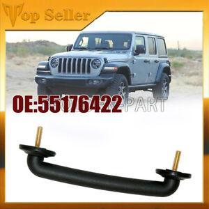 Black Hood Footman Loop For Jeep 1997 To 2018 TJ JK Wrangler Crn 55176422