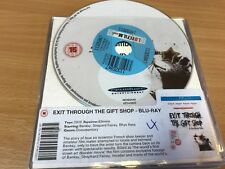 Exit Through The Gift Shop (Blu-ray, 2010) DIC ONLY