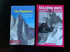 The Bugaboos and Bugaboo Rock Climbing Guides