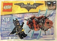LEGO The Batman Movie In The Phantom Zone Minifigure Set 30522 - NEW Poly Bag