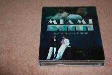 Miami Vice - Season 2 (DVD, 2005, 3-Disc Set) *Brand New Sealed*