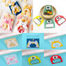 100x Cute Candy Cake Biscuits Cookies Snack Baking Packaging Bags Self-adhesive