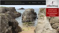 Homepage erstellen, Webseite, Website professionell, mobilfähig Web-Visitenkarte