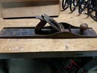 STANLEY BAILEY No.8 (SW) JOINTER PLANE WITH SINGLE PATENT DATE