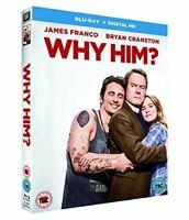 Why Him? [Blu-ray] [DVD][Region 2]