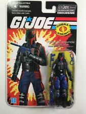 GI Joe Cobra Club FSS 4.0 Subscription 2016 Figure Lot Interrogator MOC