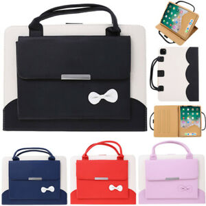 Women Carrying Handbag Pouch Stand Case For iPad Air 10.9 Pro 11 12.9 4/5th Gen