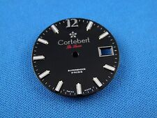Vintage Cortebert Dial Watch Part -Luminova Dots- 30mm -Swiss Made- #218