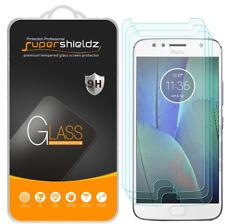 3X Supershieldz Motorola Moto G5S Plus Tempered Glass Screen Protector Saver