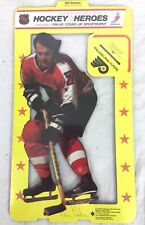 1975 HOCKEY HEROES PHILADELPHIA FLYERS STAND-UP BILL BARBER - MINT! #A40