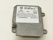 VW PASSAT 3BG-SENSOR CONTROL UNIT AIRBAG AIRBAG CONTROL UNIT 1C0909605B (01)
