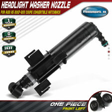 New Headlight Washer Nozzle Left Passenger Side for Audi A5 2007-2011 8T0955101B