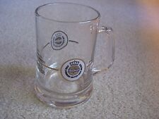 WARSTEINER .04L GLASS MUG