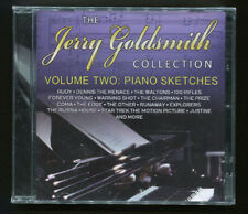 The Jerry Goldsmith Collection, Vol. 2: Piano Sketches, Limited Ed.,Sealed CD