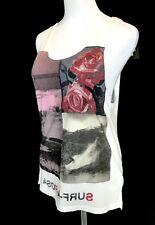 AllSaints Limits Noah Vest. Surf & Rose NWT Retail $65 Price 36 All Saints M
