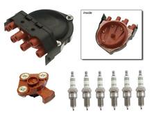 BMW E30 E32 E34 Ignition Kit Spark Plugs Distributor Cap Rotor OEM Bosch Bremi