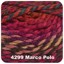 King Cole Explorer Super Chunky Knitting Yarn Marco Polo Earhart 2 X 100g Balls
