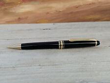 Vintage Montblanc Meisterstuck Classique 165 Mechanical Pencil 0.5mm, Excellent!