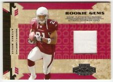 ANTREL ROLLE JERSEY ROOKIE SN /750 2005 PLAYOFF HONORS ROOKIE GEMS 204 CARDINALS