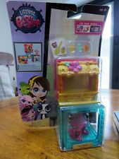 Littlest Pet Shop Tad Paulen Mini Style Set by Hasbro  Still Sealed