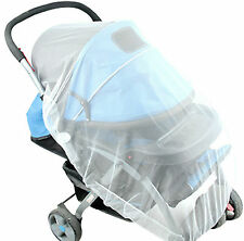 Universal Blue Insect Cover Mosquito insect sun protect net mesh Pram/Stroller