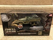 Unimax Forces of Valor 1:32 US M16 Quad Motor Carriage, Normandy 1944, No. 81003