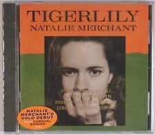 NATALIE MERCHANT: Tigerlily SEALED USA Promo w/ Sticker NEW Rare Orig