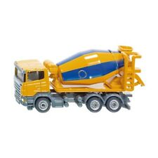 1:87 Cement Mixer Diecast Machinery - Siku 1896 Model 187 Concrete Assorted