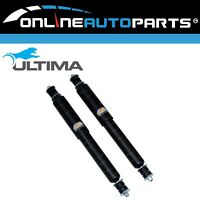 2 Rear Gas Shock Absorbers Ford Fairlane 1967 to 1982 ZA ZB ZC ZD ZF ZG ZH ZJ