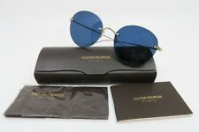 Oliver Peoples Coliena Blue Lens Unisex Sunglasses, New w/Case OV1264S 503580