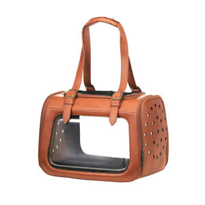 IBIYAYA Premium Pet Carrier for Cats, Small Breed Dogs, Rabbits-Airline Approved