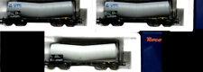 Roco 67219 67221 67228 3x Knickkesselwagen 2x VTG SNCB + ATIR SNCF Ep.5 NEU OVP