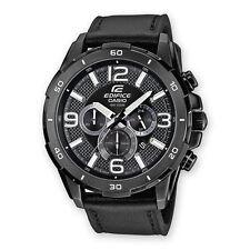 Casio Edifice Armbanduhren mit mattem Finish
