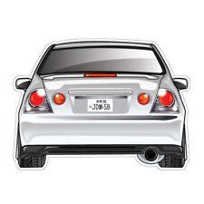 IS200 JDM Sticker Decal Car JDMSB Garage Drift Vinyl #1513K