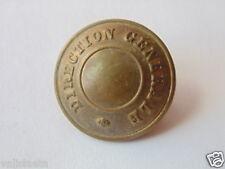 BOUTON ANCIEN FRANCE XIXème SIECLE DIRECTION GENERALE