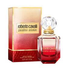 Roberto Cavalli Paradiso Assoluto Eau de Parfum 75 ml EDP Spray Originalverpackt