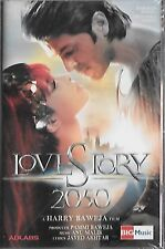 LOVE STORY 2050  - NEW BOLLYWOOD SOUNDTRACK AUDIO CASSETTE