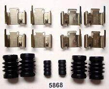 Better Brake Parts 5868 Rear Disc Brake Hardware Kit